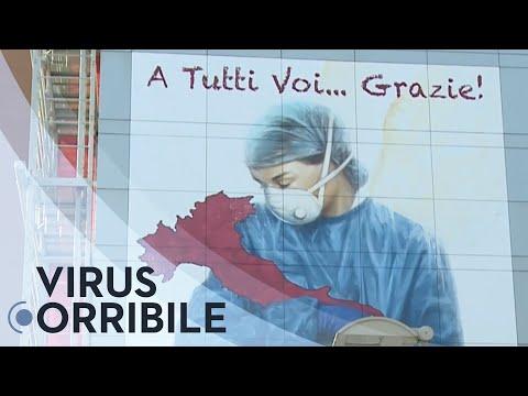 Coronavirus: Bergame au coeur de l'épidémie