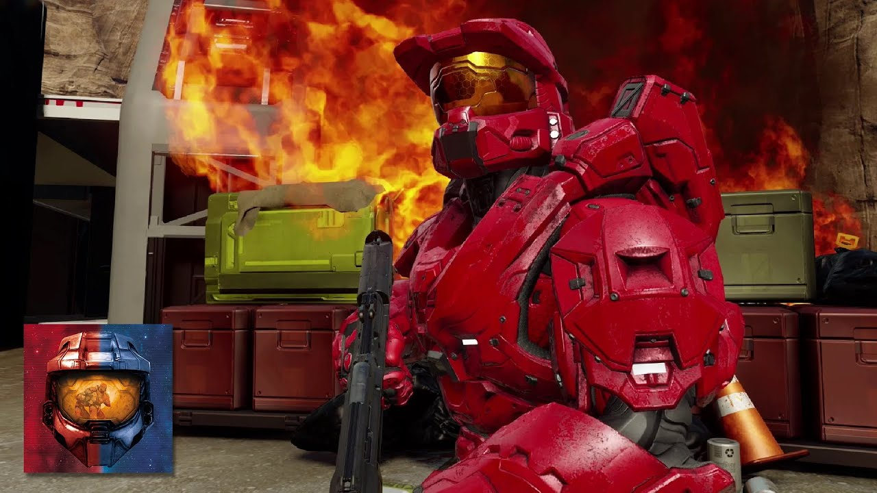 Red vs Blue PSA: Moving Out