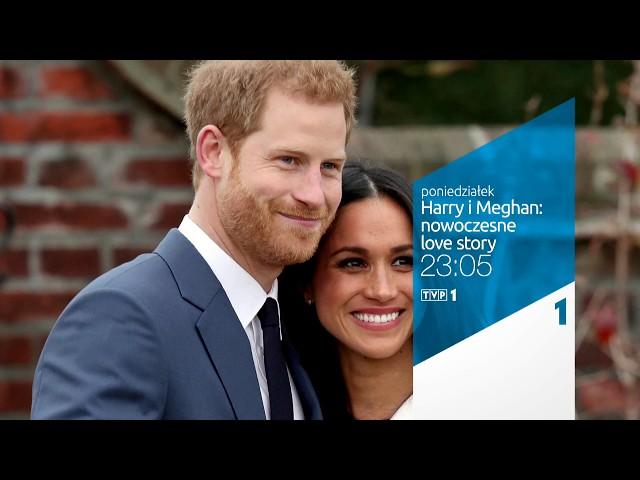 """Harry i Meghan: nowoczesne love story"" – zwiastun"