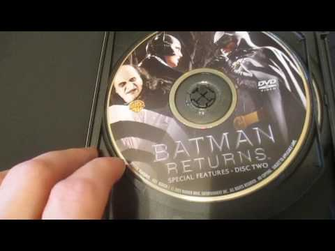 Batman  Anthology 1989-1997 dvd review