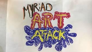 Myriad Studio Cumbrian Art Attack 2018