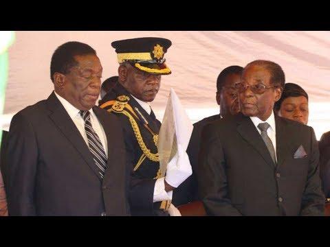 Lebanese Crisis & Zimbabwe Political Crisis