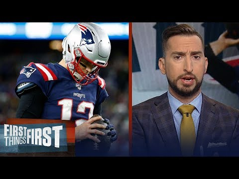 Nick Wright praises the Patriots' defense in 35-14 win over Giants | NFL | FIRST THINGS FIRST