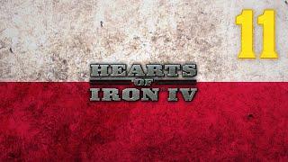 Hearts of Iron 4 -1933 - Polska #11 - Kanał Sueski