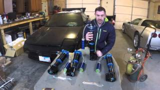 AW11 MR2 Ceika Type 2M Coilover Review - Part 1