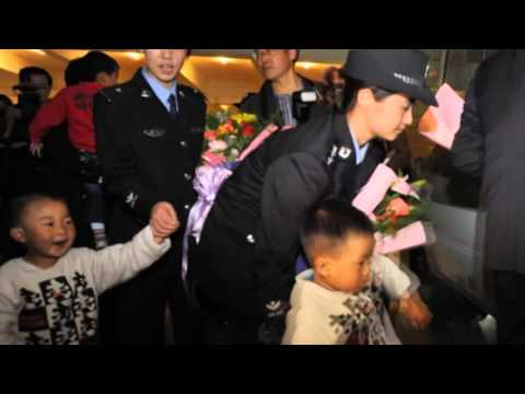 Chinese police save hundreds of babies from online trading racket - 28 February 2014