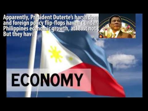 Philip News |  Duterte's Philippines is the 10th Fastest Growing Economy in the World!!