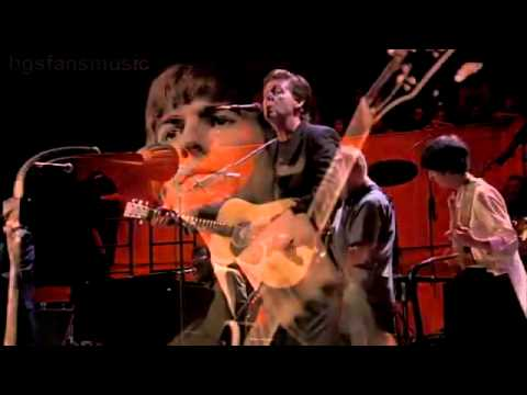 """Concert for George: """"All Things Must Pass"""" (Paul McCartney)"""
