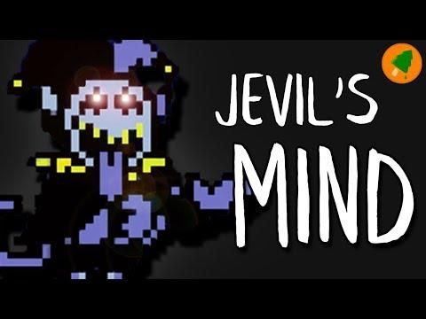 Jevil (DELTARUNE): The Story You Never Knew (Undertale 2)