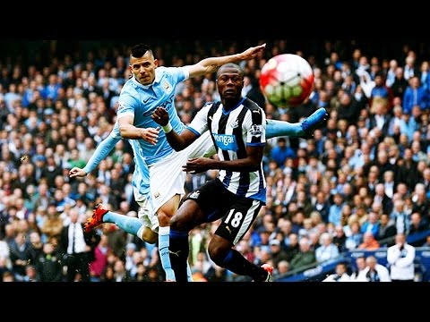 HIGHLIGHTS ● BPL ► Manchester City 6 vs 1 Newcastle United - 3 Oct 2015 | English Commentary