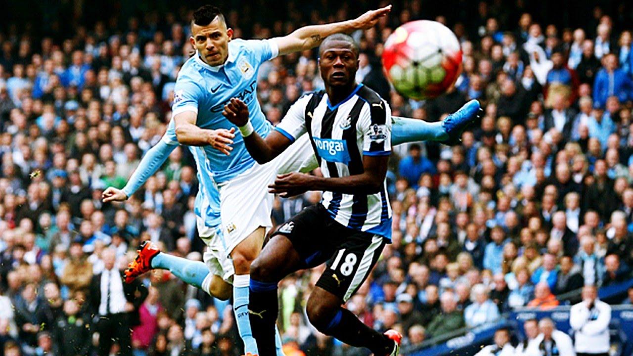 Highlights Bpl Manchester City 6 Vs 1 Newcastle United 3