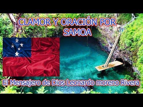 CLAMOR Y ORACION POR SAMOA
