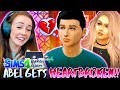 WHO BROKE ABEL'S HEART!? 💔(The Sims 4 - BROKEN DREAM #7! 🏚)