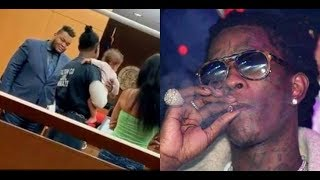 Ysl Mondo Mad At Young Thug After Getting Sentenced Judge Let Him See His Child..DA PRODUCT DVD