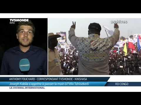 RDC - Jour d'investiture pour Félix Tshisekedi
