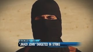 Jihadi John Killed in Drone Strike | ABC News