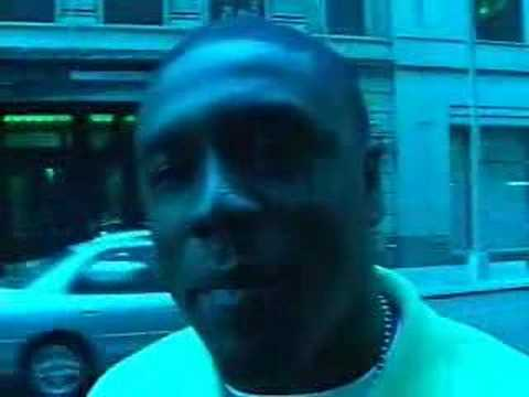 Andre Berto One on One w/Jose OnFire Aguirre 11-10-07