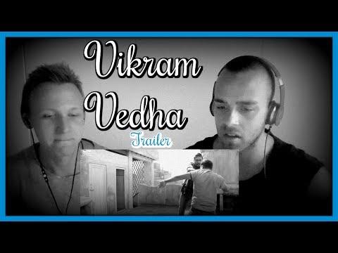 Vikram Vedha Tamil Movie Official Trailer   R Madhavan   Vijay Sethupathi   Y Not Studios 
