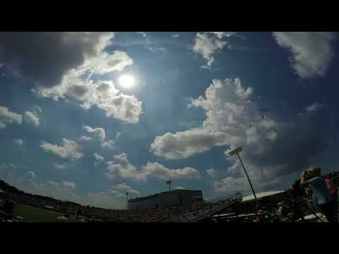 Time-lapse video captures sky over Illinois during eclipse