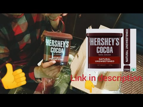 AMAZON products reviews Hershey's cocoa & Glue sticks at low price!!!
