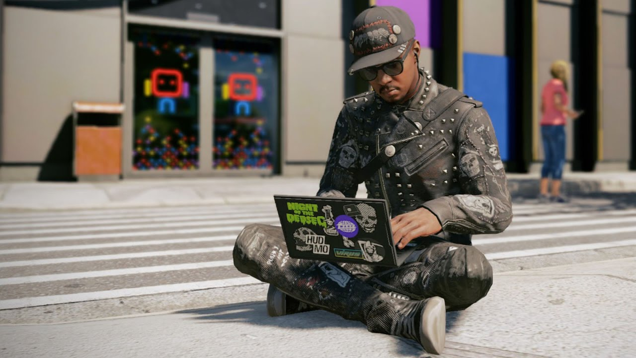 Watch Dogs  Premium Outfits