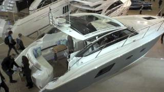 Princess V39 from Motor Boat & Yachting