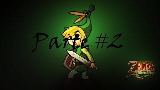 NOSE QUE HACER! :'v The Legend Of Zelda-The Minish Cap-Parte 2
