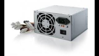 Fonte de PC ATX modificações para qualquer tensão simétrica +50v-50v parte 1