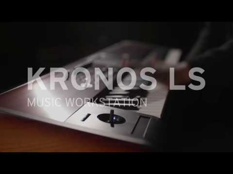 KORG® KRONOS LS - Alcance o Equilíbrio Perfeito!
