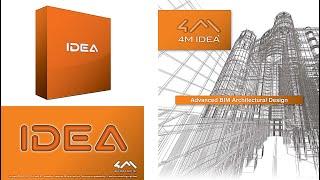 IDEE-Architektur v. 19 – L. 13   Wie erstellen von Wänden in jeder Form - Engineering-Software neu definiert