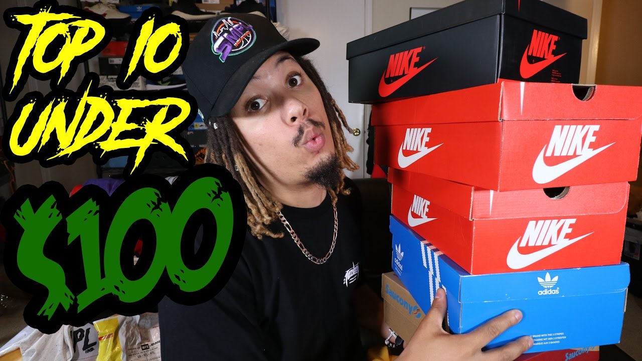 Shoes Under 100 Dollars