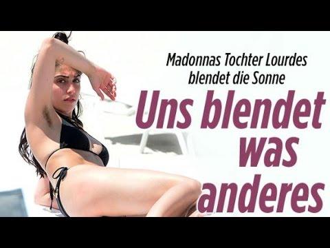 Madonnas Tochter hat Achselhaare / Pietros Wohnung / G7 - Aktuelle Nachrichten 11.04.17