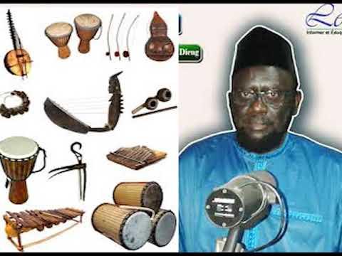 Dr Mouhammad Ahmad LO''Statut de la musique''