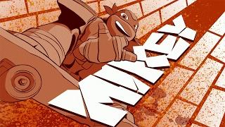 TMNT: Микеланджело | Run Dmc - Its Tricky