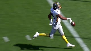Marcus Baugh Nearly Drops Ball Before Endzone While Celebrating | AAF Week 7