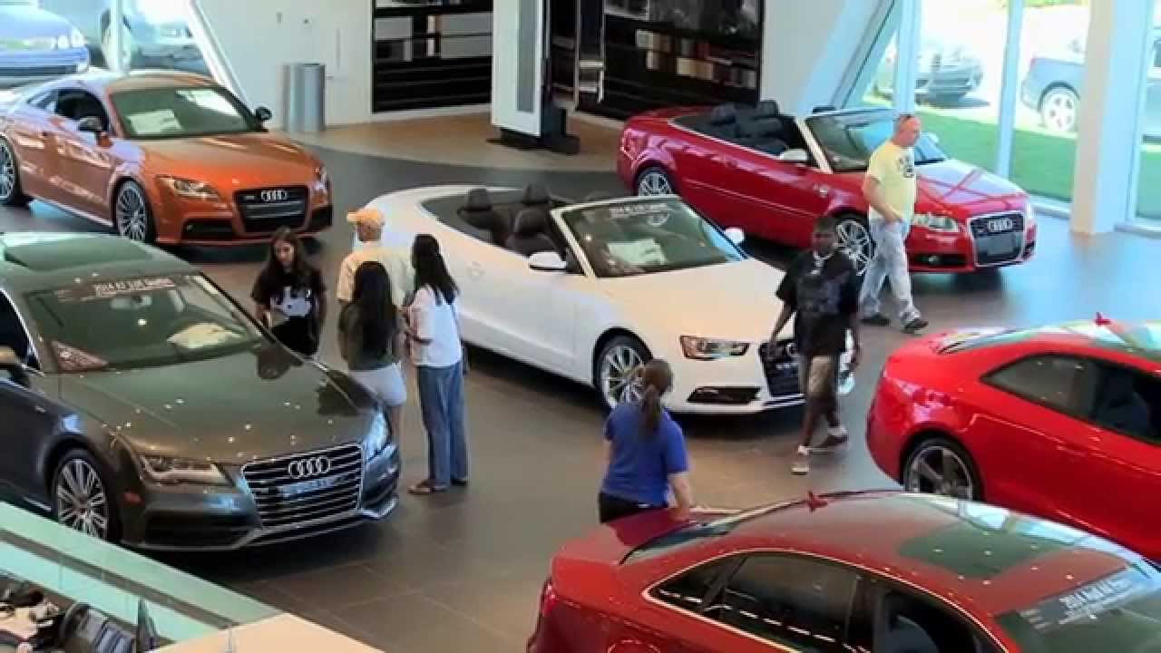Hendrick Luxury Auto Mall Northlake - YouTube