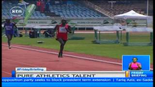 Purity chepkoech wins 3000m steeplechase at Kenya Police championships
