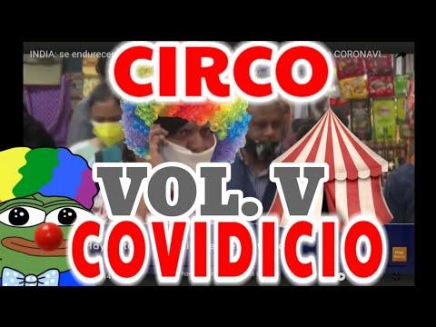 CIRCO COVIDICIO VOL.V (EMERGENCIA ALIMENTARIA)