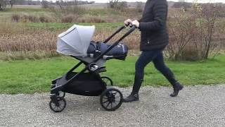 BABY JOGGER CITY SELECT LUX + JUMP SEAT