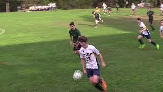 20181009 Boys Soccer - Covenant