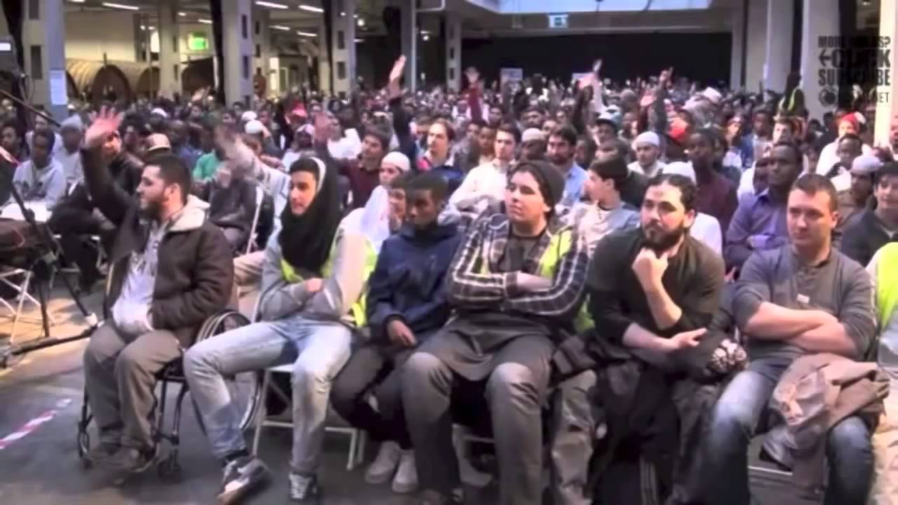 Islam In Norway: Muslim Peace Conference ; All Muslims Agree, Stoning Is OK
