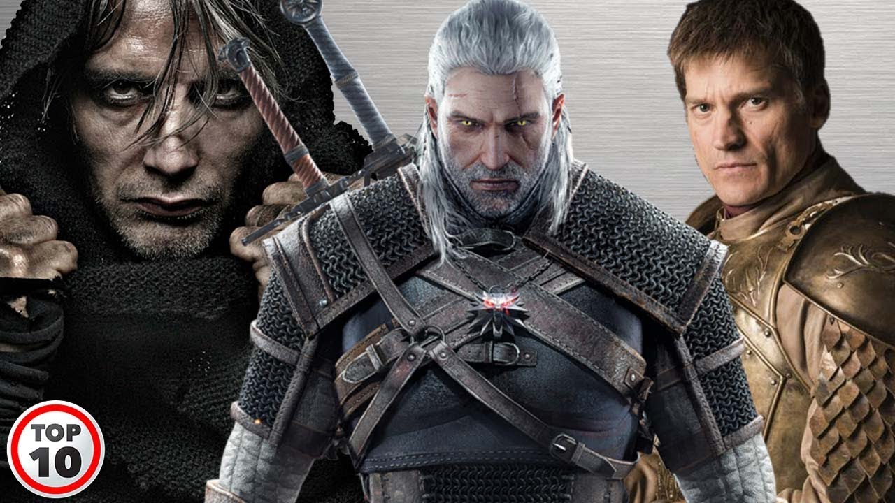 Top 10 Actors Who Should Play Geralt The Witcher