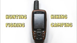 Garmin GPSMAP 62s Handheld GPS Review