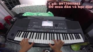 Hướng Dẫn Đàn Organ - Những Điều Thầy Chưa Kể - Nguyễn Kiên