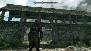 BEST PS4 Skyrim Mod: Adventurer's Chest
