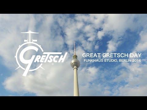 Great Gretsch Day, David Anania @Funkhaus, Berlin 2016