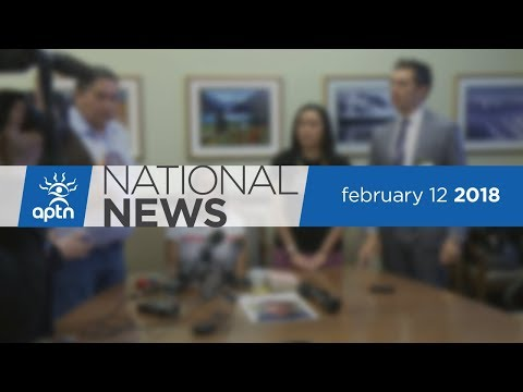 APTN National News February 12, 2018 – Red Pheasant Cree Nation, Colten Boushie's Family in Ottawa