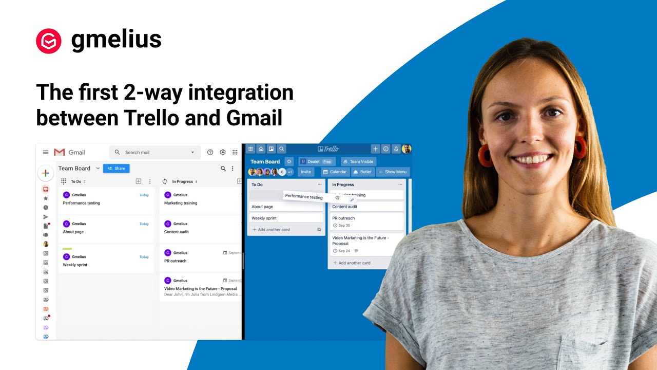 The first 2-way integration between Trello and Gmail