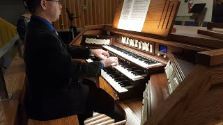 Music Meditation with Paul Carroll - Louis Vierne's 150th Birthday Part 1 of 4