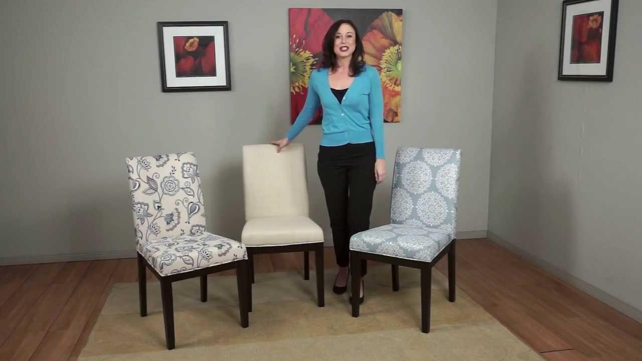 Etonnant Dakota Parsons Chair By AVE SIX